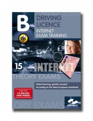 Theory Internet exam training 15 hours
